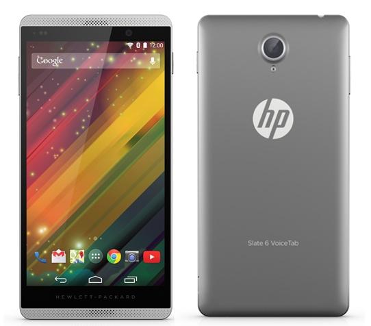 HP Slate 6 VoiceTab II: бюджетный планшет для двух SIM-карт