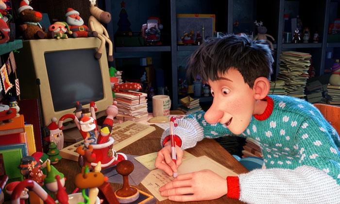 Мультфильм Секретная служба Санта Клауса