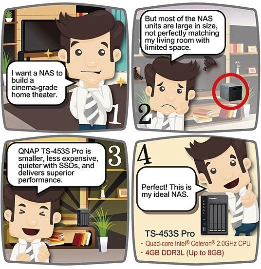QNAP представила новые NAS, оптимизированные под 2,5 SSD
