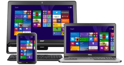 Microsoft Windows 10 на ПК, планшетах и телефонах