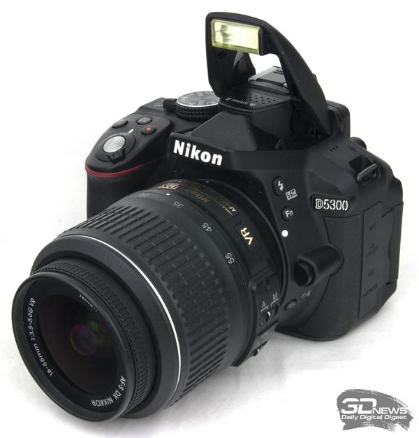 Фотоаппарат Nikon D7100 Kit AF-S DX VR 18-105 mm F/3.5-5.6G ED