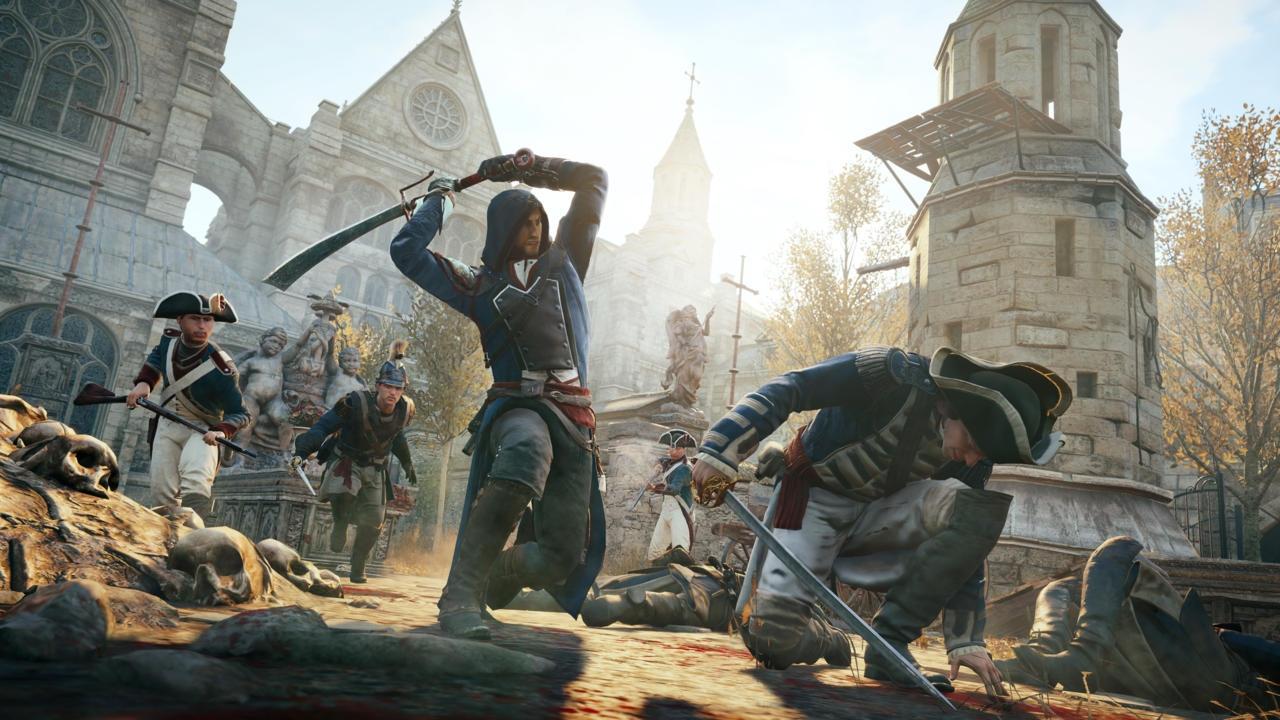 Assassins Creed Unity Патч 1 7