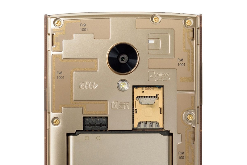 "LG Fx0: необычный смартфон в прозрачном корпусе на базе Firefox OS"""