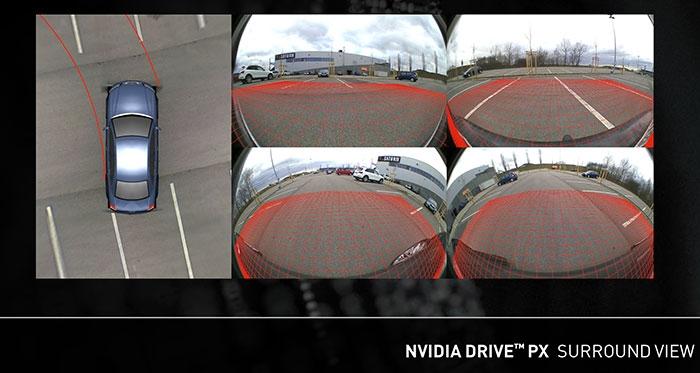 """CES 2015: NVIDIA представила платформы Drive для автомобилей"""""""