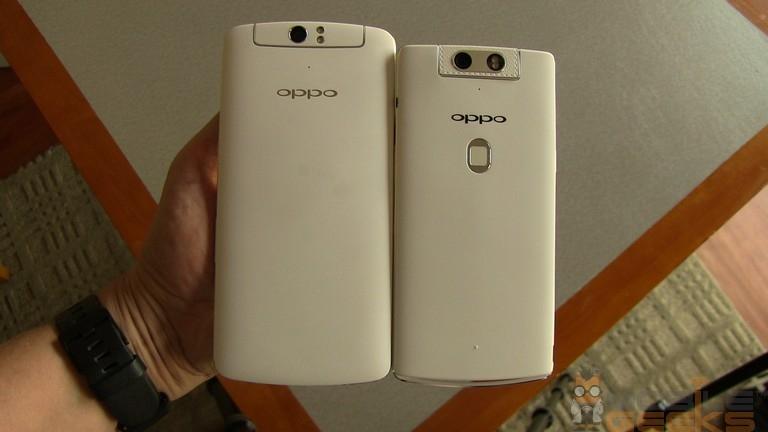 CES 2015: смартфон PolaroidSelfie с поворотной камерой, целиком копирующий Oppo N1/N3