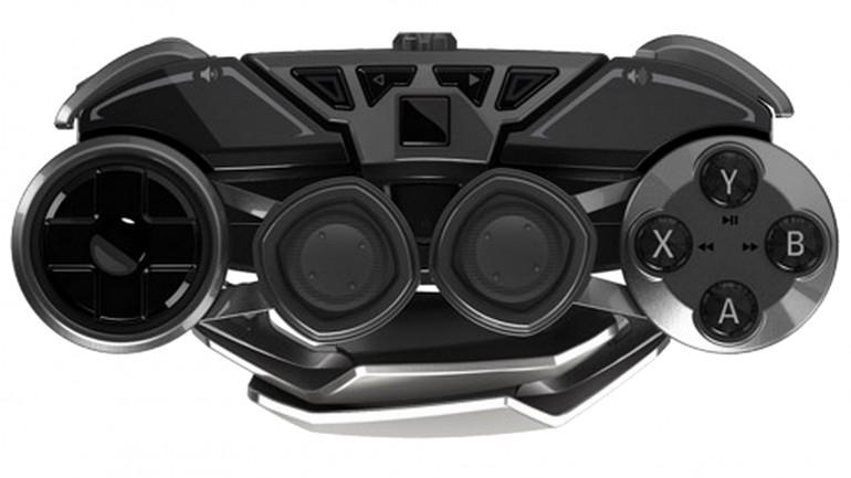CES 2015: уникальный игровой контроллер Mad Catz L.Y.N.X. 9 для смартфонов