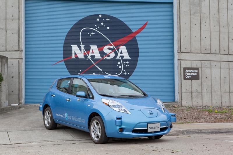 """Nissan и NASA займутся разработкой систем для робомобилей"""""""