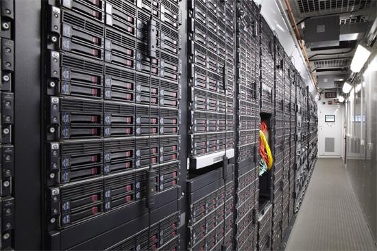 Серверы Hewlett-Packard на базе процессоров AMD Opteron