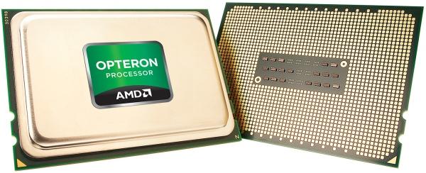 Микропроцессоры AMD Opteron