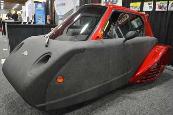 Новая статья: Автодайджест №287: Tesla Roadster 3.0 и автомобиль для пешеходов