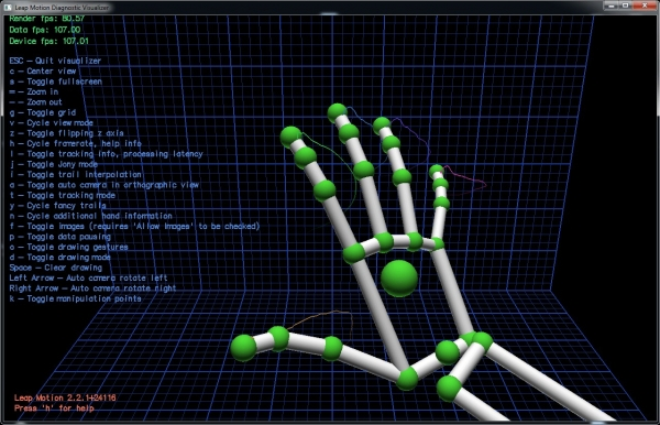 Обзор контроллера Leap Motion: пассы руками