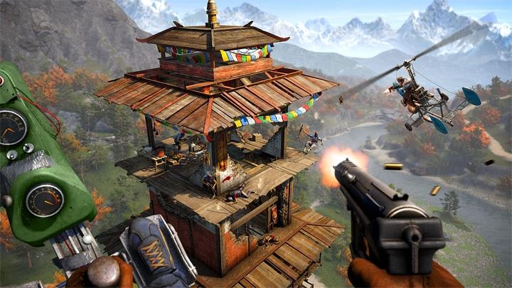 Состоялся релиз дополнения Far Cry 4: Hurk Deluxe