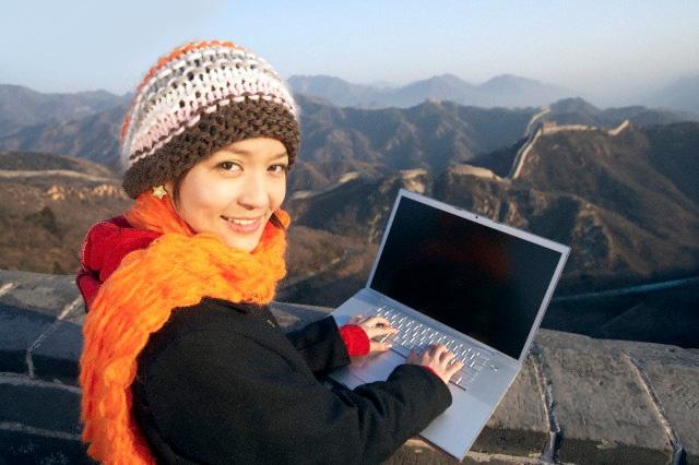 """Численность китайской интернет-аудитории достигла 650 млн человек"""""""