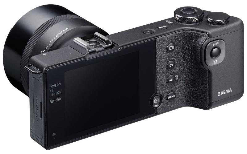 """Sigma вот-вот выпустит компактную фотокамеру dp3 Quattro"""""""