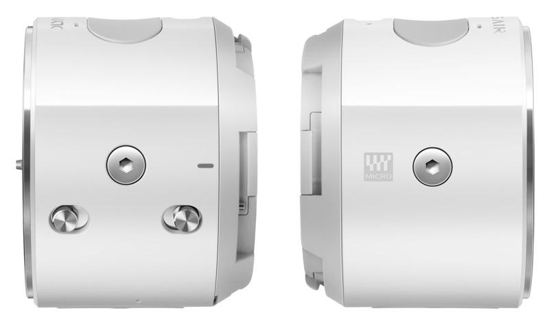 """Olympus Air: накладная камера для смартфонов с поддержкой оптики Micro Four Thirds"""""""