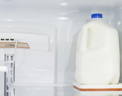 Модуль для контроля за весом оставшегося молока (источник GE)
