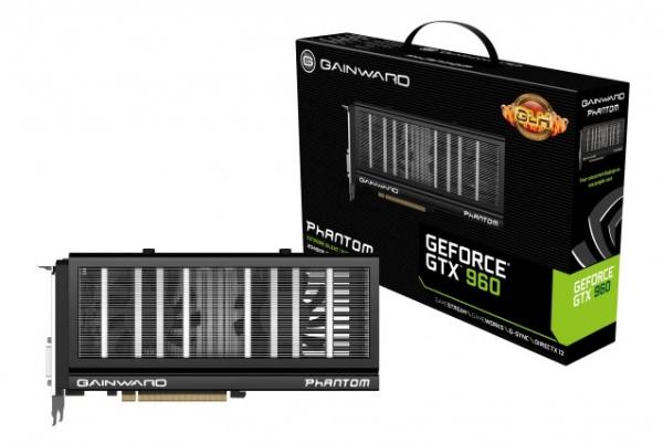 Gainward GeForce GTX 960 Phantom GLH