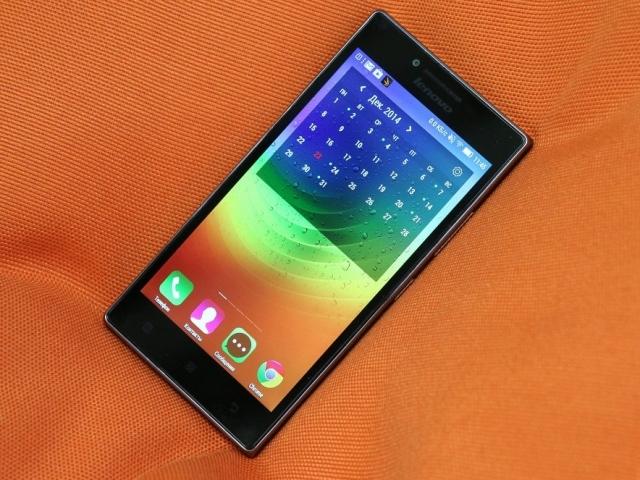 Lenovo P70 станет одним из лучших смартфонов в плане автономности
