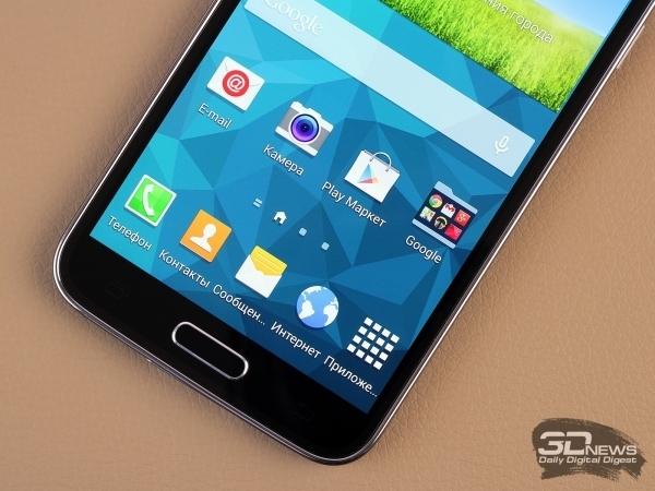Агентство Bloomberg узнало некоторые характеристики Samsung Galaxy S6 и S6 Edge