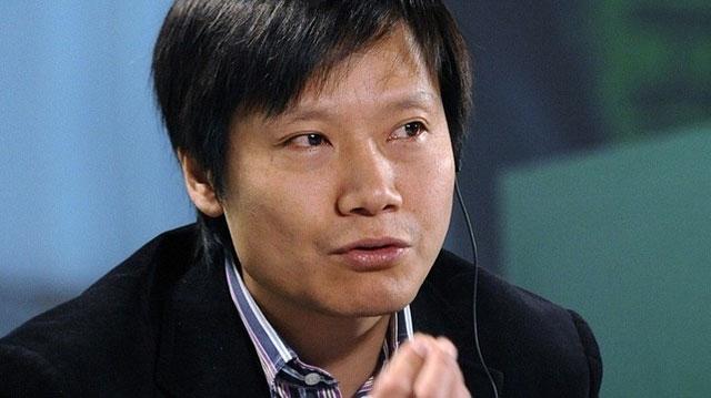 Chapter Xiaomi Lei Jun, photos Bloomberg.