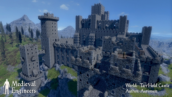 Medieval Engineers How To Build In Survival Mode