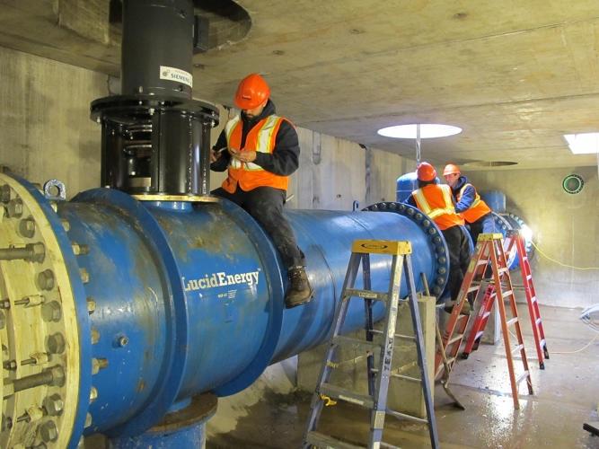 мини-ГЭС