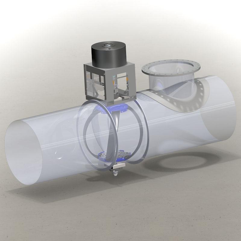 Гидроэлектростанции в системе городского водопровода