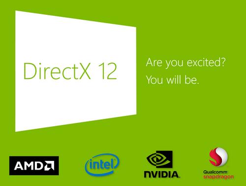 DirectX 12 обещает приятно удивить