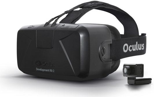 Прототип гарнитуры Oculus Rift