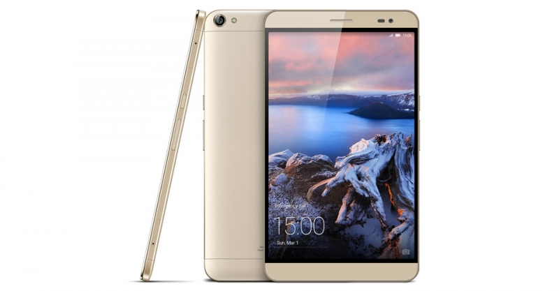 MWC 2015: Huawei представила 7-дюймовый планшет MediaPad X2
