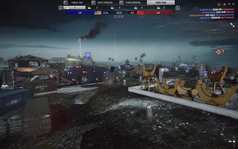 Battlefield 4: одна из немногих популярных игр, использующих Mantle