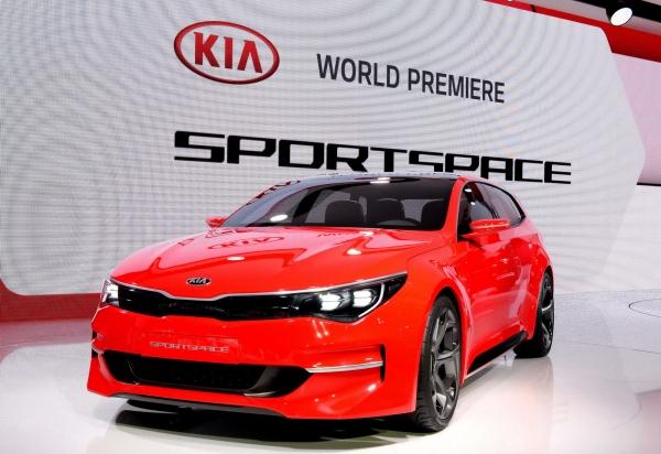 Kia Sportspace