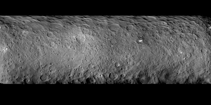 Космический аппарат Dawn