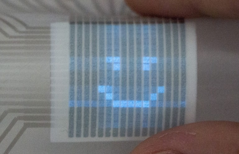 Цветные экраны на 3Д принтере.
