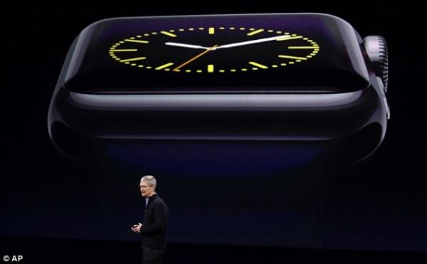 Apple Watch затмят швейцарскую часовую промышленность