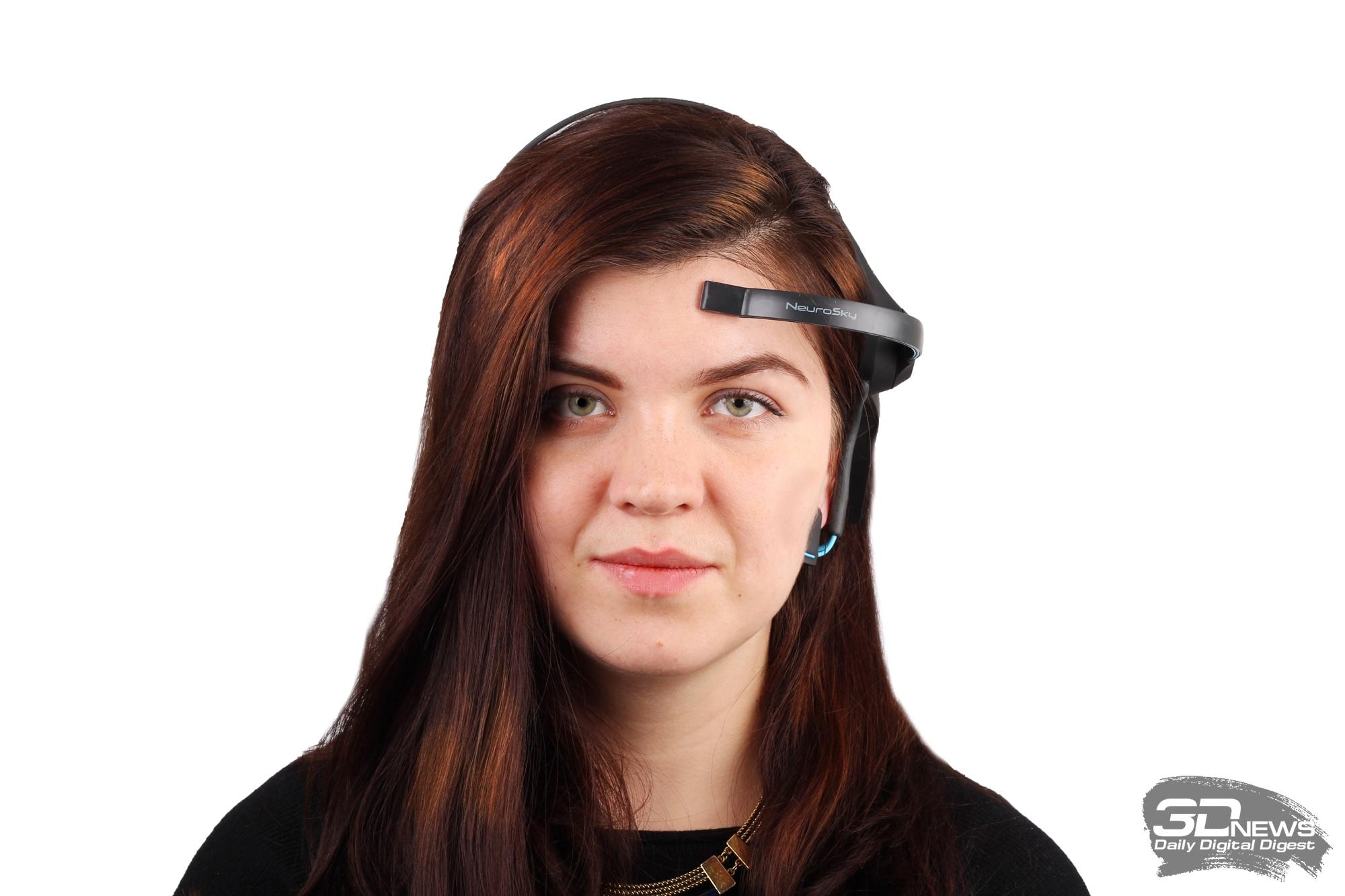 Обзор нейрогарнитуры NeuroSky MindWave Mobile: тренируем мозги