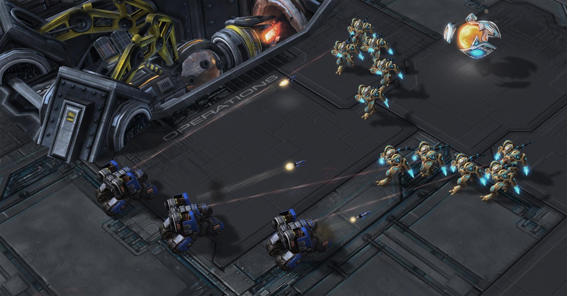 Патч 1 3 2 StarCraft 2: Wings of Liberty PC (RU/US) Скачать