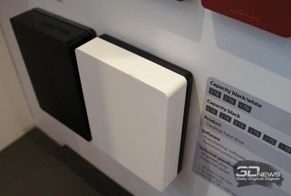 6-Тбайт HDD