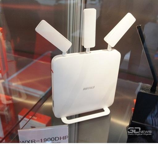 Wi-Fi-роутер WXR-1900DHP
