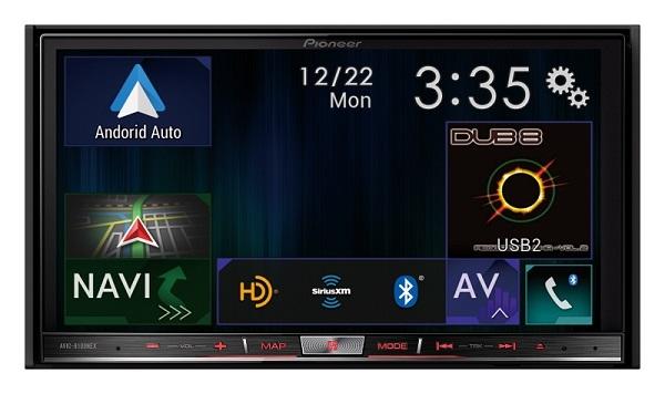 Pioneer NEX 2.0: Android Auto и CarPlay в одной системе