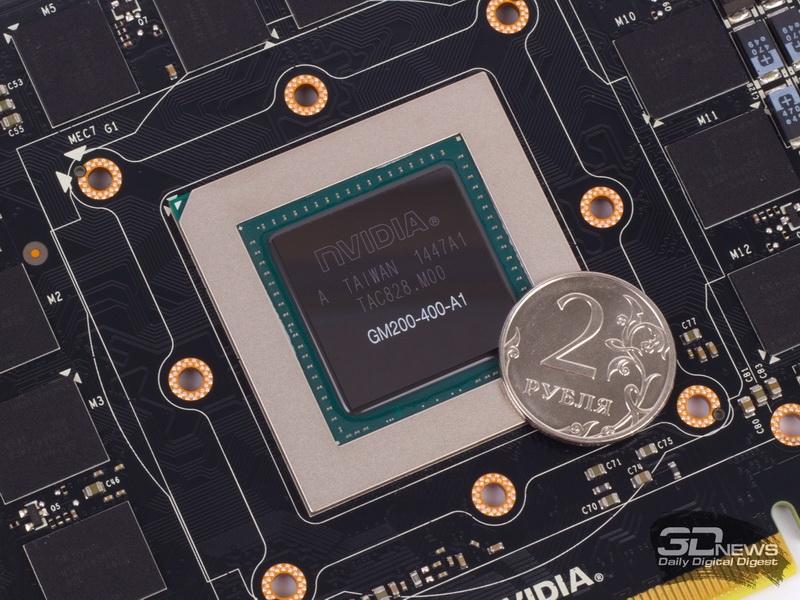 NVIDIA GeForce GTX 980 Ti появится летом и получит полную версию GM200