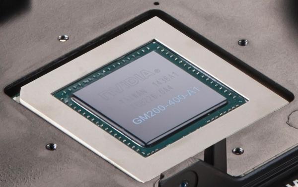 Графический микропроцессор General Motors200 – «сердце» GeForce GTX Титан X