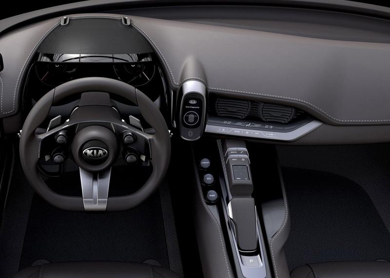 Концепт KIA Novo получил шины с «адаптивным вогнутым профилем»