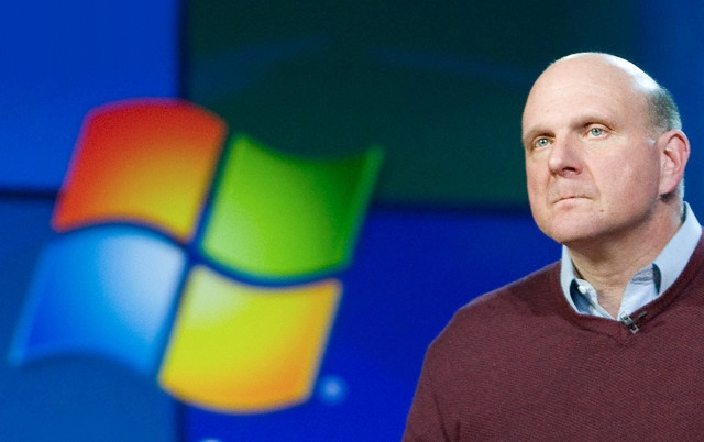 Стив Балмер, бывший гендиректор Microsoft (фото Kabik/Retna Ltd./Corbis)