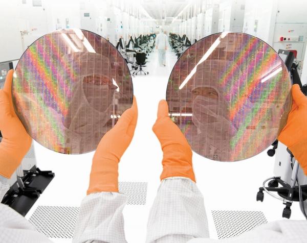 300-мм подложки для изготовления микросхем