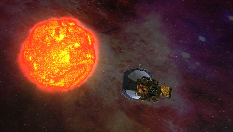 """Проект Солнечного зонда NASA получил зелёный свет"""""""