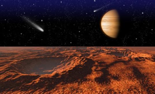 NASA: внеземная жизнь будет найдена к 2025 году
