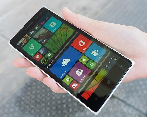 Microsoft готовит четыре новых смартфона с камерами PureView