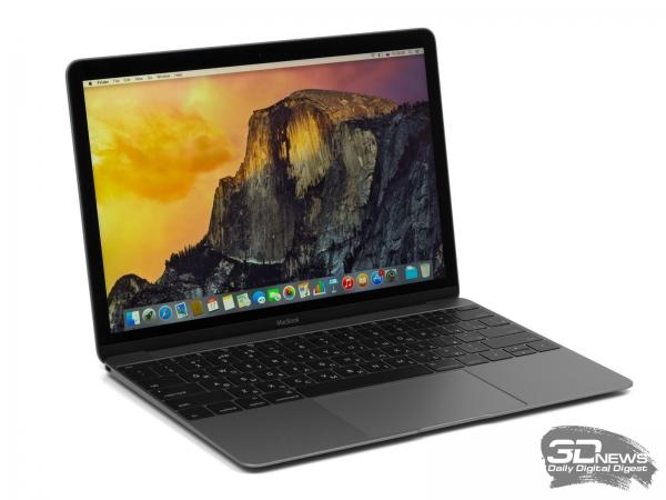 Обзор Apple MacBook 12