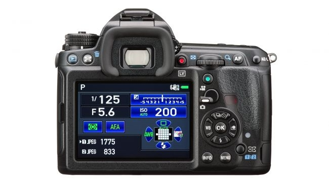 k-3 pentax камера